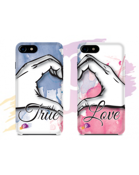 Cover Coppia Love's hands