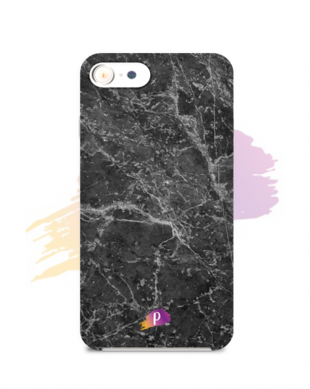 Cover Black Marble Effect