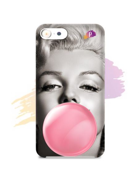 Cover Marilyn Bubble Gum